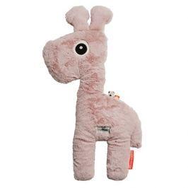 Duża przytulanka Done By Deer - różowa żyrafa