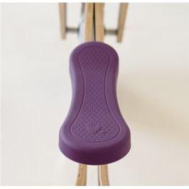 Nakładka na siodełko Wishbone Bike - fioletowa