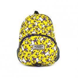 Plecaczek dla dzieci Totty Tripper - Small 1-3 lata - Yellow Purple Dog