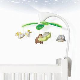 Karuzela z projektorem i pozytywką Skip Hop Safari