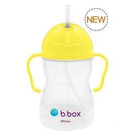 Innowacyjny kubek-niekapek b.box - żółty