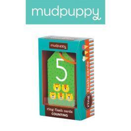 Karty do nauki Mudpuppy - cyferki