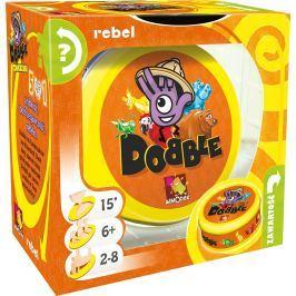 Dobble Zwierzaki - gra rodzinna na spostrzegawczość i refleks dla młodszych