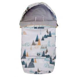 Śpiwór nieprzemakalny wiosenno-letni Samiboo Superb z regulowaną długością i grubością - góry