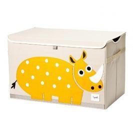 Duże pudło zamykane - nosorożec
