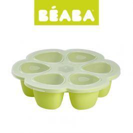 Multi portions Beaba - pojemnik do mrożenia i podgrzewania jedzenia - neon