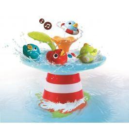 Wyścig kaczuszek - zabawka do kąpieli