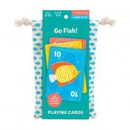 Gra karciana w woreczku Mudpuppy - na ryby (3+)
