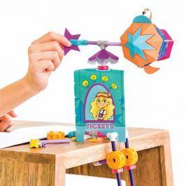 Klocki kreatywne GoldieBlox - piesek Nacho i rakieta