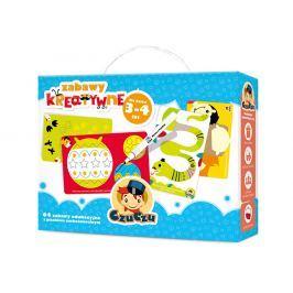 Zabawy kreatywne dla dzieci 3-4 l.