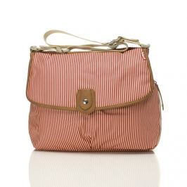 Torba do wózka Babymel Satchel - Stripe Red