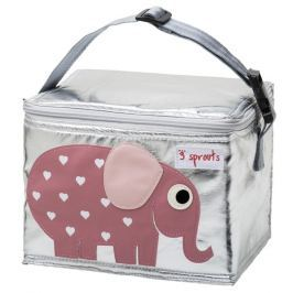 Torba lunchowa 3 Sprouts - słoń