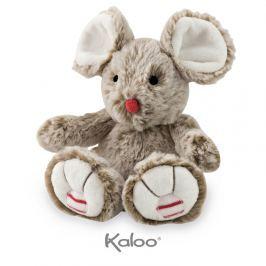 Kaloo Rouge - Myszka beżowa mała 19 cm