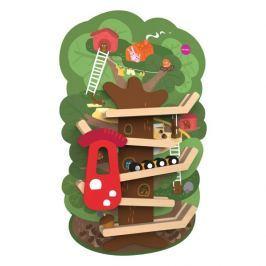 Zabawka do zamocowania na ścianie VertiPlay Oribel - pani gąsienica