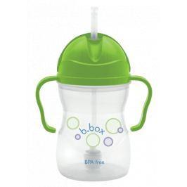 Innowacyjny kubek-niekapek b.box - zielony