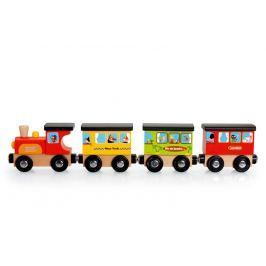 Magnetyczny pociąg Scratch - podróż