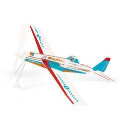 Samolot do złożenia Scratch - biały