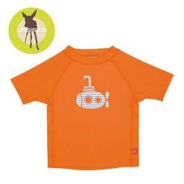 Koszulka z krótkim rękawem Splash&Fun (UV 50+) - Submarine (18mc)