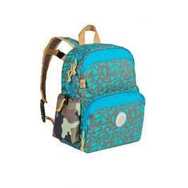 Plecak z kieszenia termiczną Lassig - dino slate