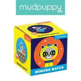 Gra Mini Memo Mudpuppy - kosmos