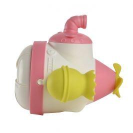 Pojemnik na przekąski Mombella - łódź pink