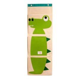 Organizer na ścianę - krokodyl