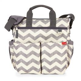 Torba do wózka Skip Hop - DUO Signature -  chevron