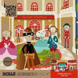 Teatrzyk Mon Petit Art - Świat zwierząt
