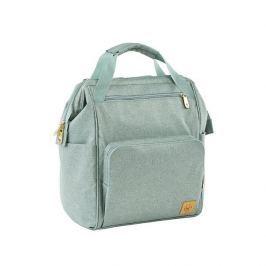 Plecak dla mam Glam Label (z akcesoriami) - Mint