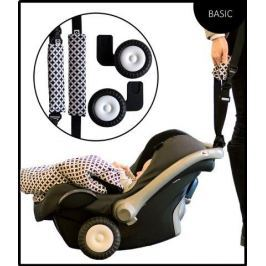Rollersy do fotelika samochodowego - basic