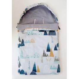 Śpiwór nieprzemakalny wiosenno-letni Samiboo Superb Mini z regulowaną grubością - góry