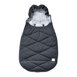 Śpiwór do fotelika Mini-Bunker Quilt - Dark Grey Melange