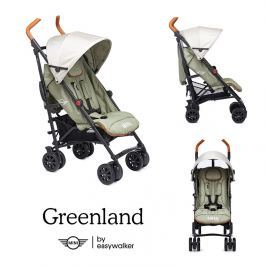 Wózek spacerowy MINI Buggy + by Easywalker  - Greenland