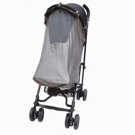 Osłonka UV do fotelika i wózka - silver