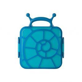 Śniadaniówka - pojemnik bento ślimak Boon - niebieski