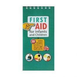 Pierwsza Pomoc dla niemowląt i dzieci - poradnik (wersja angielska)