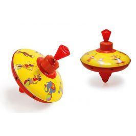 Bączek żółty - cyrk