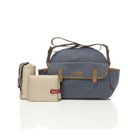Torba do wózka Babymel Molly - Pixel Dot Navy