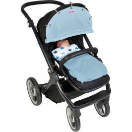 Osłonka Dooky do wózka i fotelika - Baby Blue