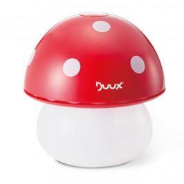 Lampka i nawilżacz powietrza grzybek - czerwony