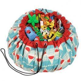 Worek na zabawki Play&Go - badminton