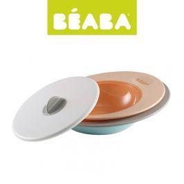 Zestaw naczyń Beaba Ellipse - nude