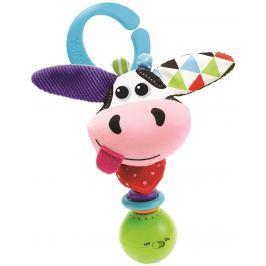 Muzyczna grzechotka Yookidoo - krowa