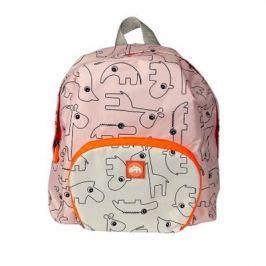 Plecak Contour - różowy