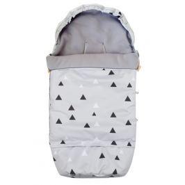 Śpiwór nieprzemakalny wiosenno-letni Samiboo Superb z regulowaną długością i grubością - trójkąty