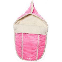 Śpiworek do wózka i fotelika Nore (0-12 mcy) - Sweet pink
