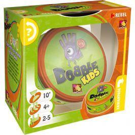 Dobble Kids - gra rodzinna na spostrzegawczość i refleks dla młodszych