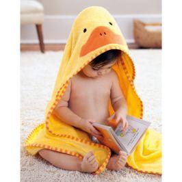 Duży ręcznik dla dzieci z kapturem Skip Hop - kaczuszka