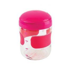 Pojemnik przekąski OXO (200 ml) - pink