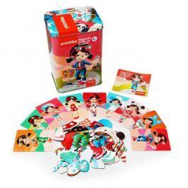 Puzzle magnetyczne Puzzlika - lalki